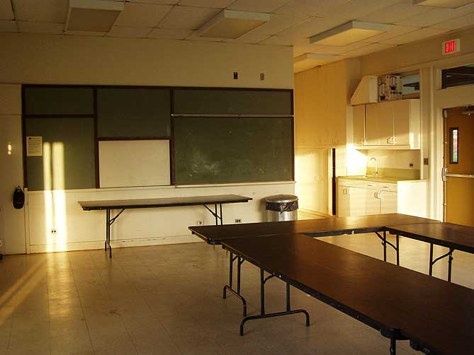 Conference Room at the Paia Community Center